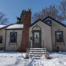 Rental info for 5006 30th Ave S in the Minneapolis area