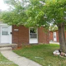 Rental info for 14804 Lydia Ave.