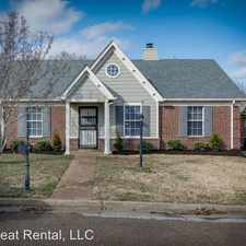 Rental info for 8438 Kimberly Rose Dr in the Memphis area