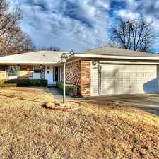 Rental info for 4809 S 85th East Ave in the Tulsa area