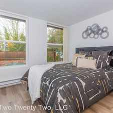 Rental info for 2222 Spring Garden St in the Portland area