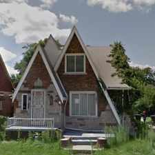 Rental info for This 3 Bed Bungalow Is The Perfect Lease For Yo... in the Detroit area