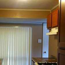 Rental info for House In Quiet Area, Spacious With Big Kitchen in the St. Louis area