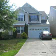 Rental info for This Townhouse Is A Must See! in the Durham area