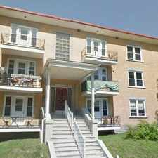 Rental info for 769 Avenue Monk #771-6 in the Saint-Sacrement area