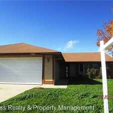 Rental info for 13821 Ramsdell Drive