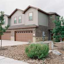 Rental info for 1014 West Sierra Vista Court