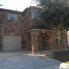 Rental info for 160 Booker Palm in the San Antonio area