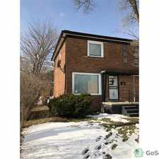 Rental info for Section 8 Ready Townhouse in the Detroit area