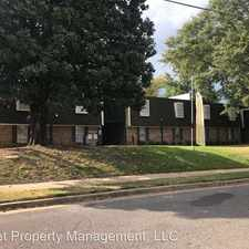 Rental info for 2879 Beverly Hills Rd 2866-2880 Hammond in the Memphis area