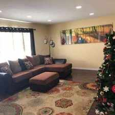 Rental info for B'ful 3 Bed/3 Bath Single Family House in the San Jose area