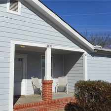 Rental info for House In Quiet Area, Spacious With Big Kitchen in the Charlotte area
