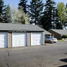Rental info for Enjoy The Cozy Privacy Of This Single Level Fla... in the Gresham area