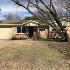 Rental info for Three Bedroom In Tarrant County in the Fort Worth area