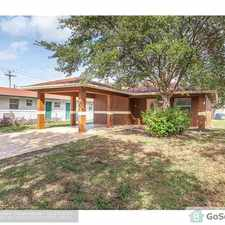 Rental info for Nice 4 bedroom 2 bathroom for rent in the Fort Lauderdale area