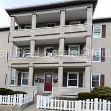 Rental info for Spacious 2 bedroom apartment (ZRG) in the Woonsocket area