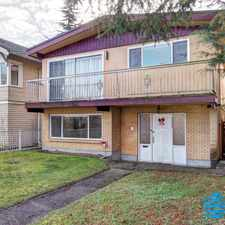 Rental info for 3440 West King Edward Avenue in the Dunbar-Southlands area