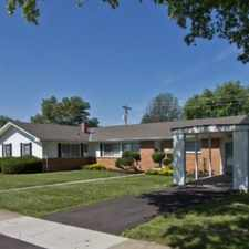 Rental info for 1552 Pine Street in the Columbus area