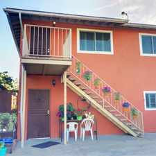 Rental info for 2752 Guirado Street in the Los Angeles area