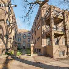 Rental info for $1175 1 bedroom Apartment in South Side Hyde Park in the Chicago area
