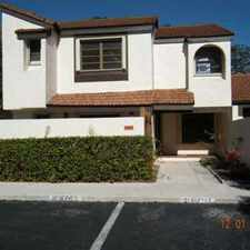 Rental info for Stunning 3/3 West Kendall Townhouse Minutes From The Turnpike in the Miami area