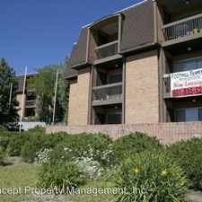 Rental info for 1599 Foothill Drive