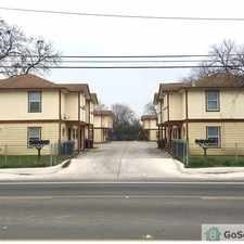 Rental info for Under Renovation! Duplexes will be ready for move-in April 1st 2018! Spacious floor plan, private duplex community, located just one mile from Our Lady of the Lake University, and 1/4 mile to Highway 90. Great location! in the San Antonio area