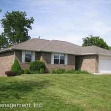 Rental info for 3955 W. Condor Dr. in the Springfield area
