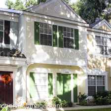 Rental info for 2892 Woodlands Park Court in the Sanford area