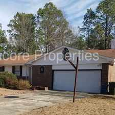 Rental info for 7011 Calamar Drive in the Fayetteville area