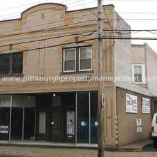 Rental info for 909 Chartiers Ave in the Pittsburgh area