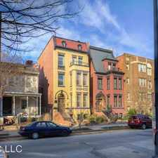 Rental info for 1451 Harvard St NW Unit 7 in the Washington D.C. area