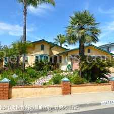 Rental info for 10754 Loire Avenue in the San Diego area