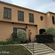 Rental info for 125 N. Sycamore Ave. in the Los Angeles area