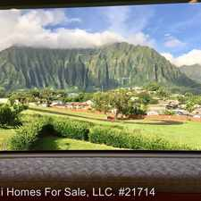 Rental info for 45-409 Koiawe Way in the Honolulu area