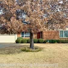 Rental info for 3816 Hilltop Rd in the Fort Worth area