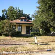 Rental info for 6817 Routt St. in the Arlington area