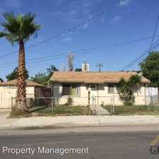 Rental info for 2102 Tulare St. in the Bakersfield area