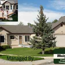 Rental info for 4420 Bays Water Dr in the Colorado Springs area
