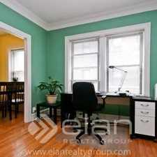 Rental info for 5552 N LAKEWOOD STUDIO in the Chicago area