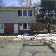 Rental info for 2 Bedroom Town House