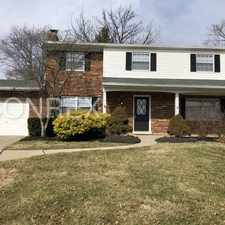 Rental info for Immaculate 2 Story Home!! in the Cincinnati area
