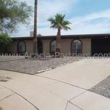 Rental info for Three Bedroom/Two Bath Home in the Tucson area
