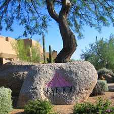 Rental info for Beautiful Scottsdale Townhouse For Rent in the Scottsdale area