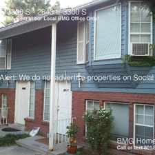 Rental info for 2643 E 3300 S in the East Millcreek area