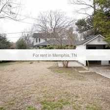 Rental info for Horne. - Clean & Bright Home Near Rhodes An... in the Memphis area