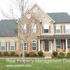 Rental info for 373 Fischer Road in the Charlotte area