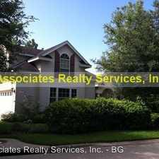 Rental info for 2921 SW 98th Way