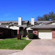 Rental info for Dalewood Townhomes in the Cedar Park area