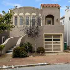 Rental info for 2321 16th Ave. - Unit A in the San Francisco area